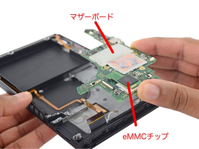Switch motherboard1