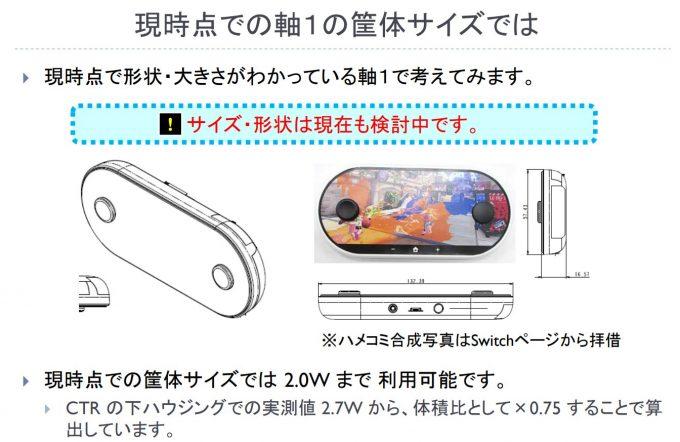Switch prototype