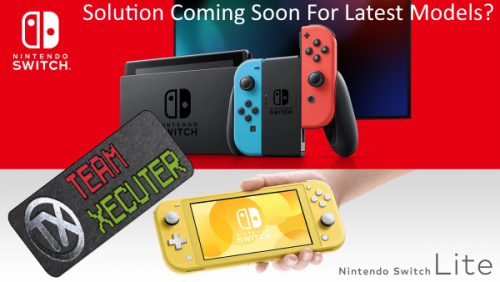Team-Xecuter Solution Coming For Latest Switch