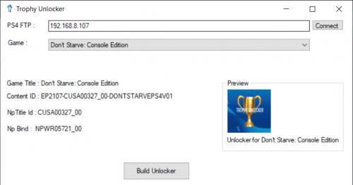 Trophy Unlocker v11