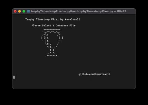 TrophyTimestampFixer