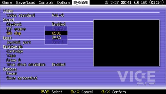 Vice-PSP