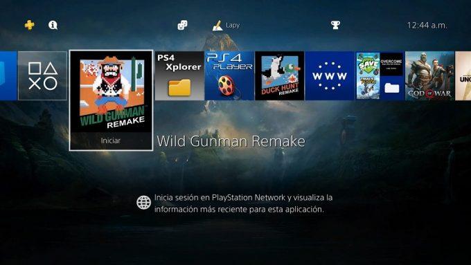 Wild Gunman Remake