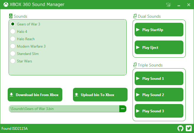 Xbox 360 Sound Manager