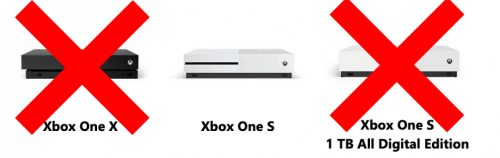 Xbox One discontinued