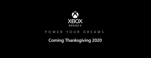 Xbox Series X launching on Thanksgiving