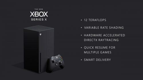 Xbox Series X will have a 12 teraflop GPU