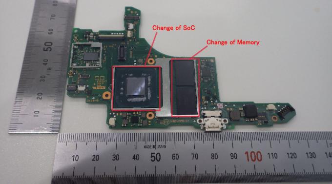 new Switch Wireless module PCB