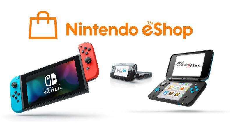 3DSとWii Uのeショップ 一部地域で今夏サービス終了 | 大人のための ...