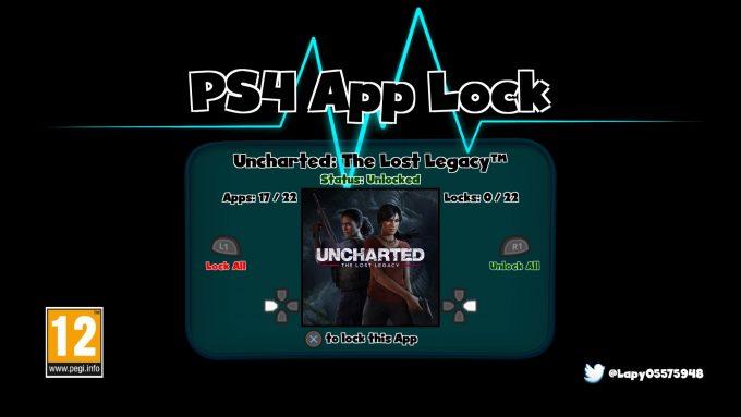 ps4-app-lock