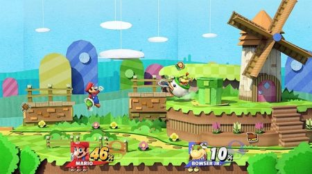 smash-bros-Remastered 3DS Stage