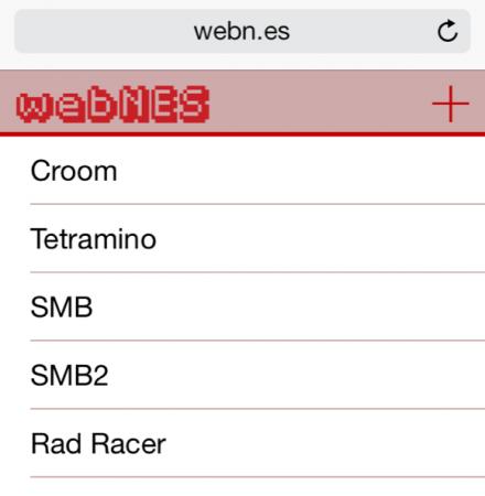 webnes-interface